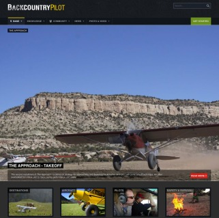 Backcountry Pilot