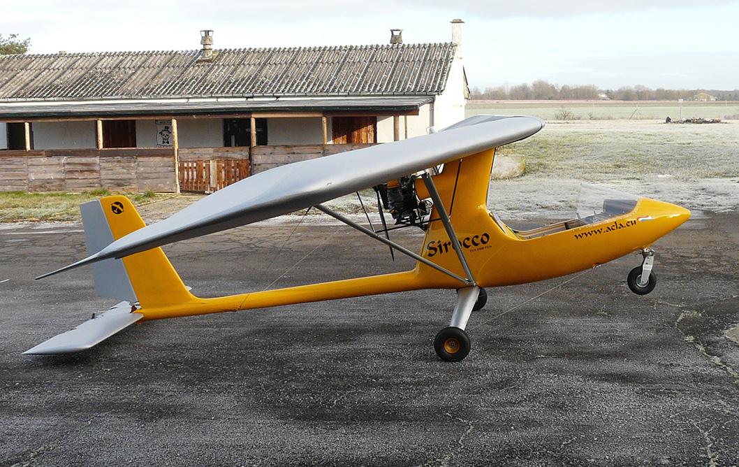 ultralight | Foxbat Pilot