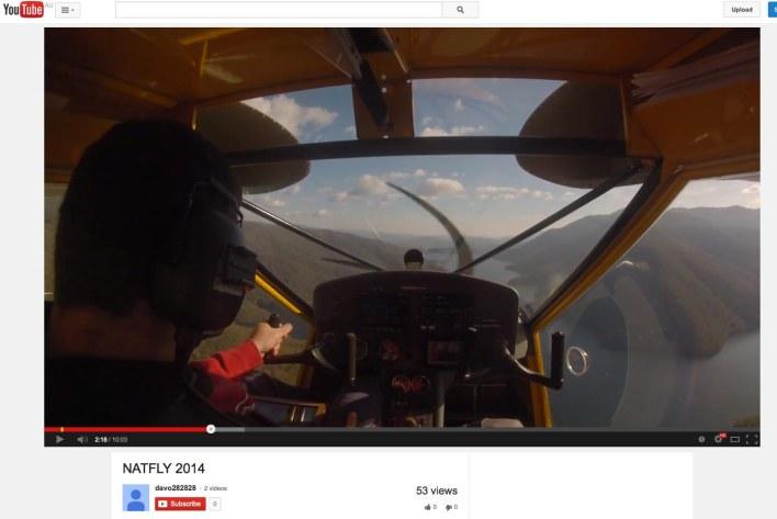 David May flight