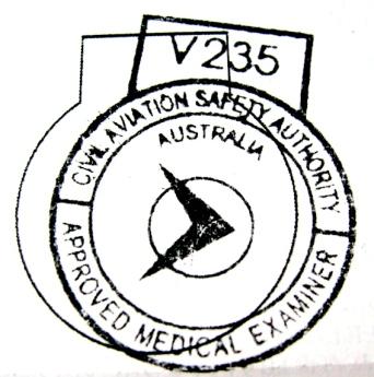 CASA DAME Stamp