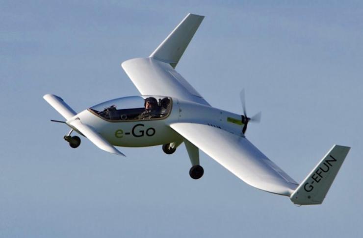 Aerolite 103 Foxbat Pilot