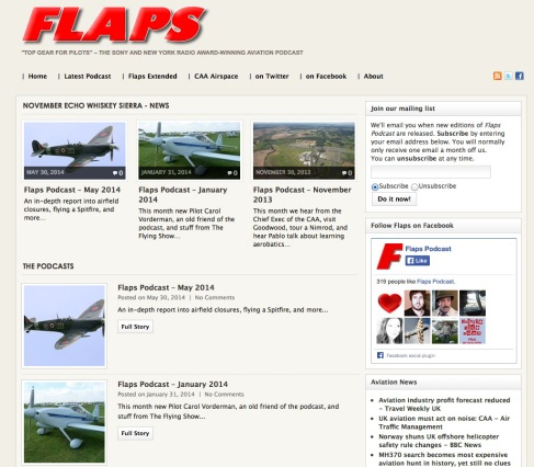 Flaps Podcast