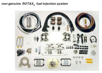 Non-Rotax injection system