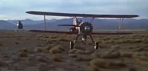 Capricorn One Chase