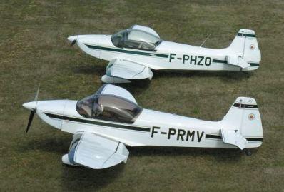 Emeraude aircraft