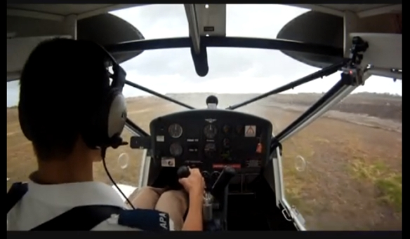 Tristan Sigley - first solo 15th birthday