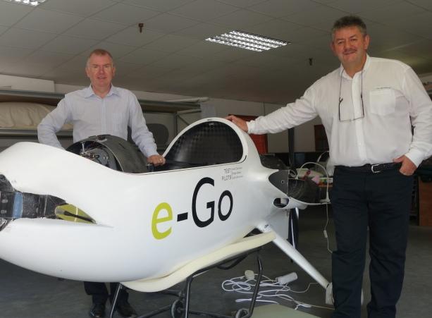 e-Go Hillcoat & Boughey