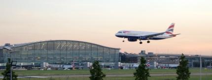 Heathrow landing 01