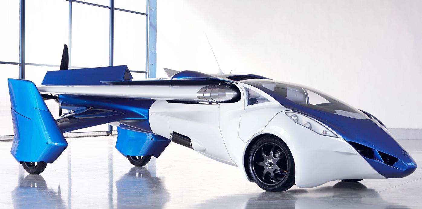 Moller Skycar Foxbat Pilot