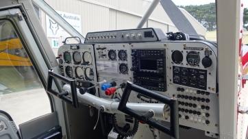 Bush Hawk panel