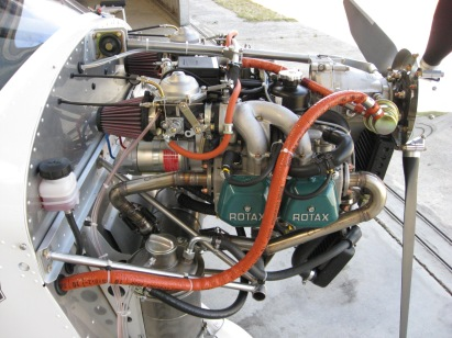 Rotax 912 ULS engine