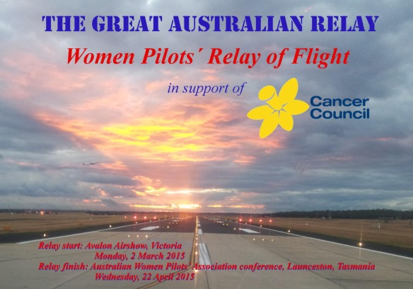 Women Pilots cancer Flight