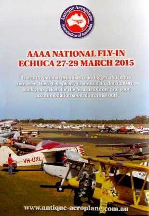 AAAA Echuca 2015