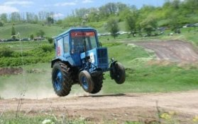 Flying tractor