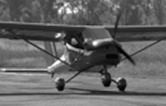 Aeroprakt A03 32 pixels