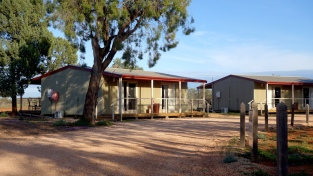 Mungo Lodge cabin