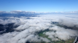 Yarra Valley from 4500 feet