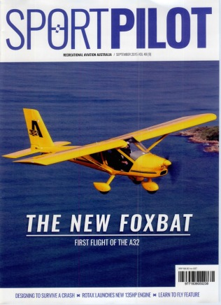 A32 Sport Pilot Review
