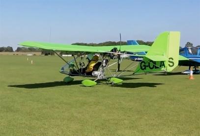Aerolite 120 Kiwi Green