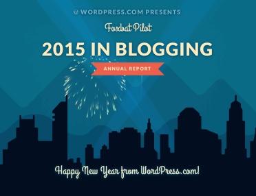 2015 blog report